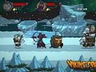 Viking Squad - Pantalla