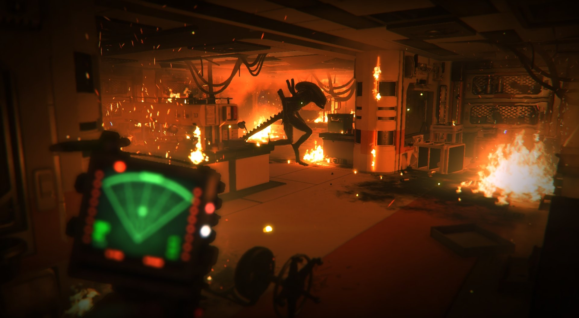 Alien Isolation - Corporate Lockdown - PS4