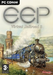Car�tula oficial de EEP: Virtual Railroad 3 PC