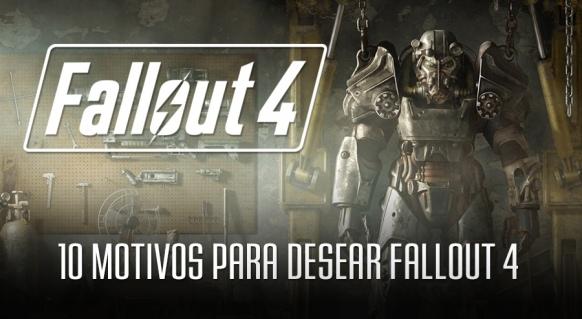 Art�culo de Fallout 4