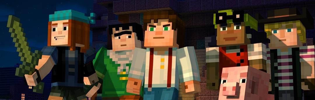 Minecraft Story Mode - Análisis