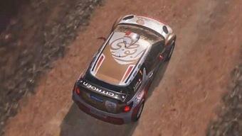 Video Sébastien Loeb Rally Evo, Primer Gameplay