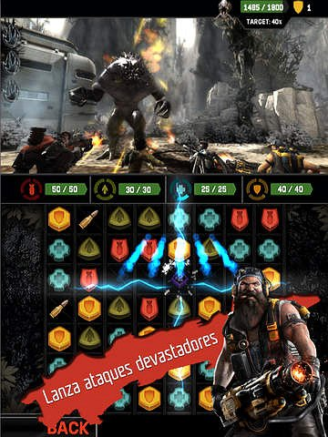 Evolve Hunters Quest - iOS