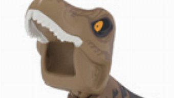 Video LEGO: Jurassic World, Teaser