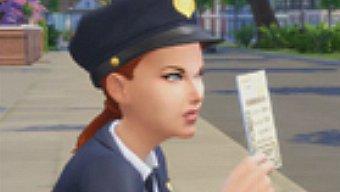 Video Los Sims 4: ¡A Trabajar!, Profesión de Detective