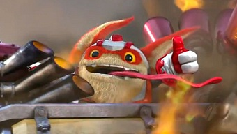 Video Skylanders: SuperChargers, Large and SuperCharged