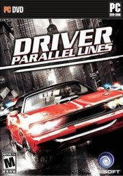 Car�tula oficial de Driver: Parallel Lines PC