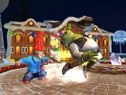 Shrek SuperSlam - Pantalla