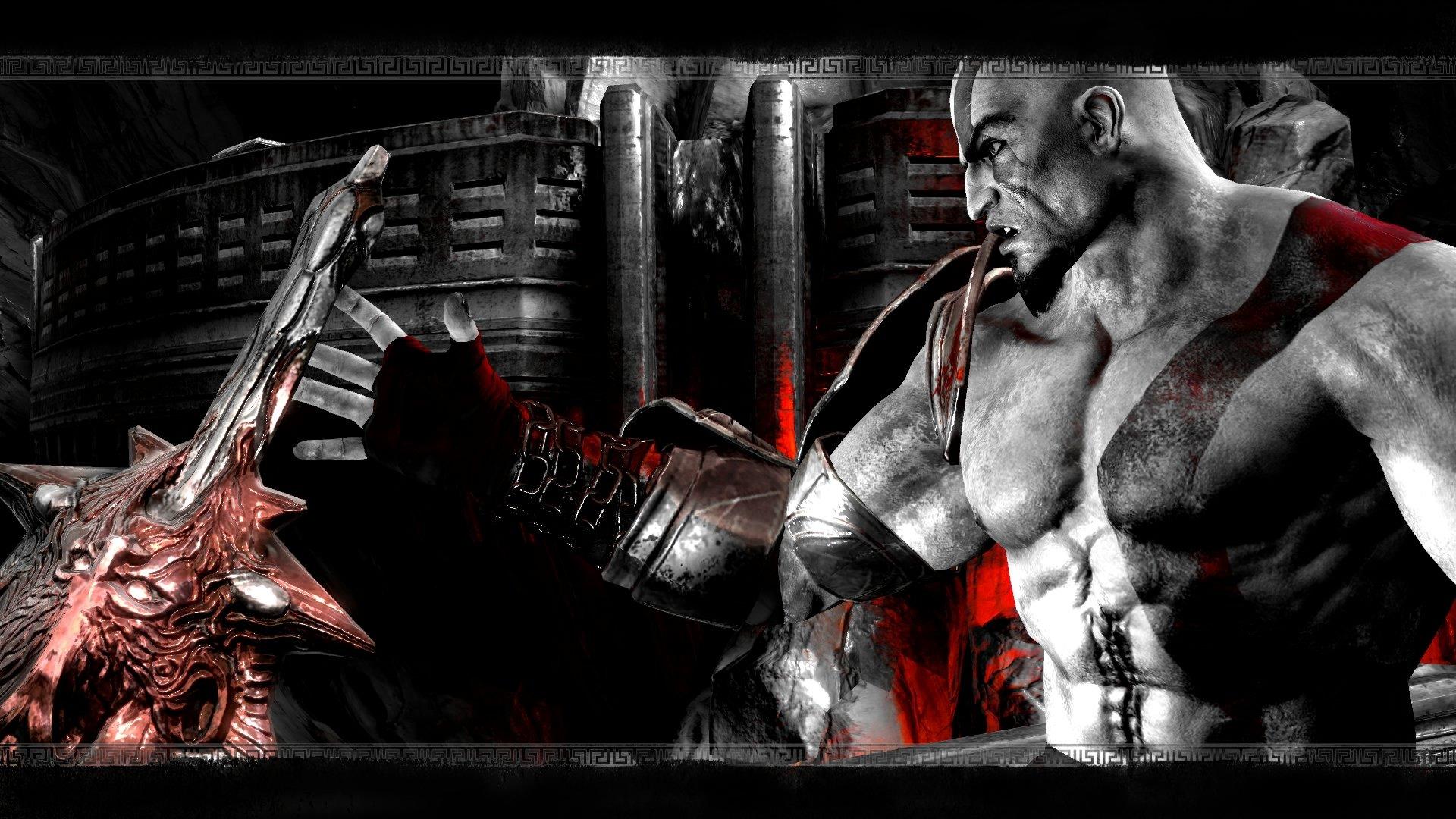 Adesivo De Parede God Of War ~ Análisis de God of War 3 Remastered para PS4 3DJuegos