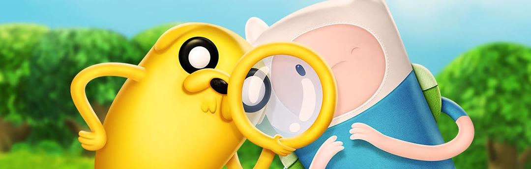 Hora de Aventuras Finn y Jake - Análisis