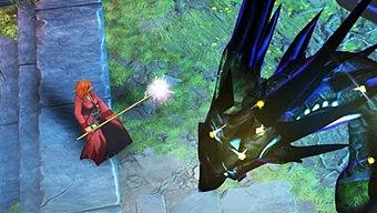 Video Divinity: Original Sin - Enhanced Edition, Combates en Consola