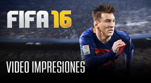 V�deo Reportaje de FIFA 16