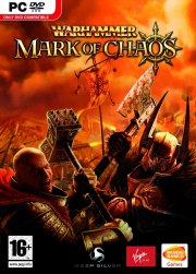 Cartula oficial de Warhammer: Mark of Chaos PC