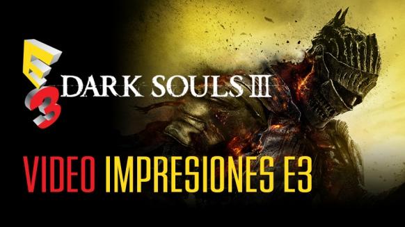 Art�culo de Dark Souls 3