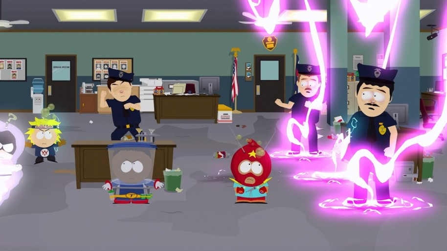 South Park Retaguardia en Peligro PC