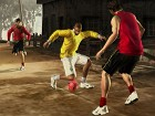 FIFA Street 2 - Pantalla