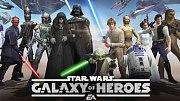Star Wars: Galaxy of Heroes iOS