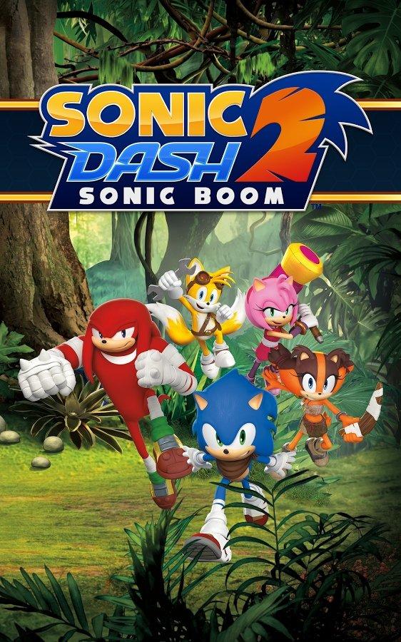 Imágenes de Sonic Dash 2 Sonic Boom para Android - 3DJuegos