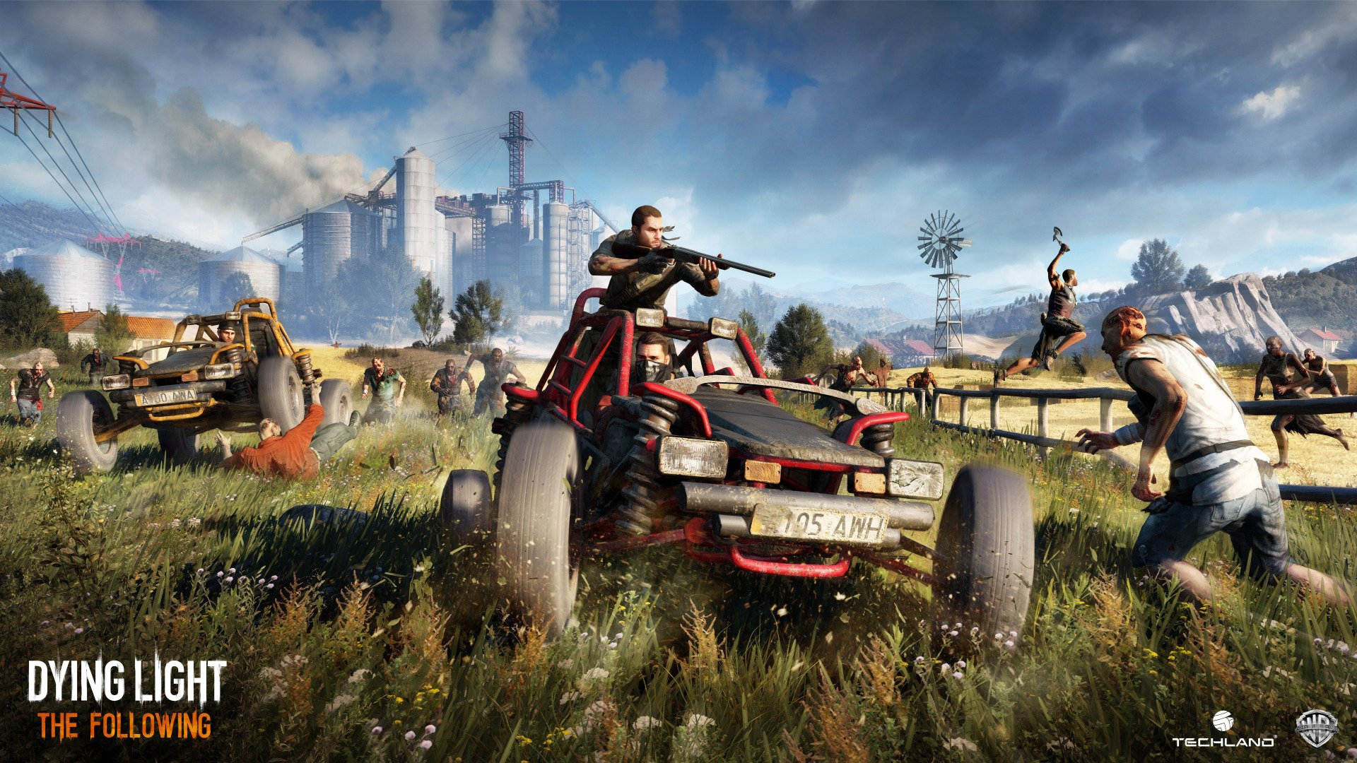 Dying light the following reloaded