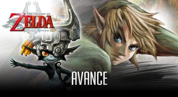 Art�culo de Zelda: Twilight Princess HD