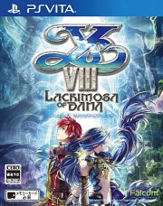 Ys VIII: Lacrimosa of Dana Vita