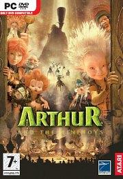 Car�tula oficial de Arthur y los Minimoys PC