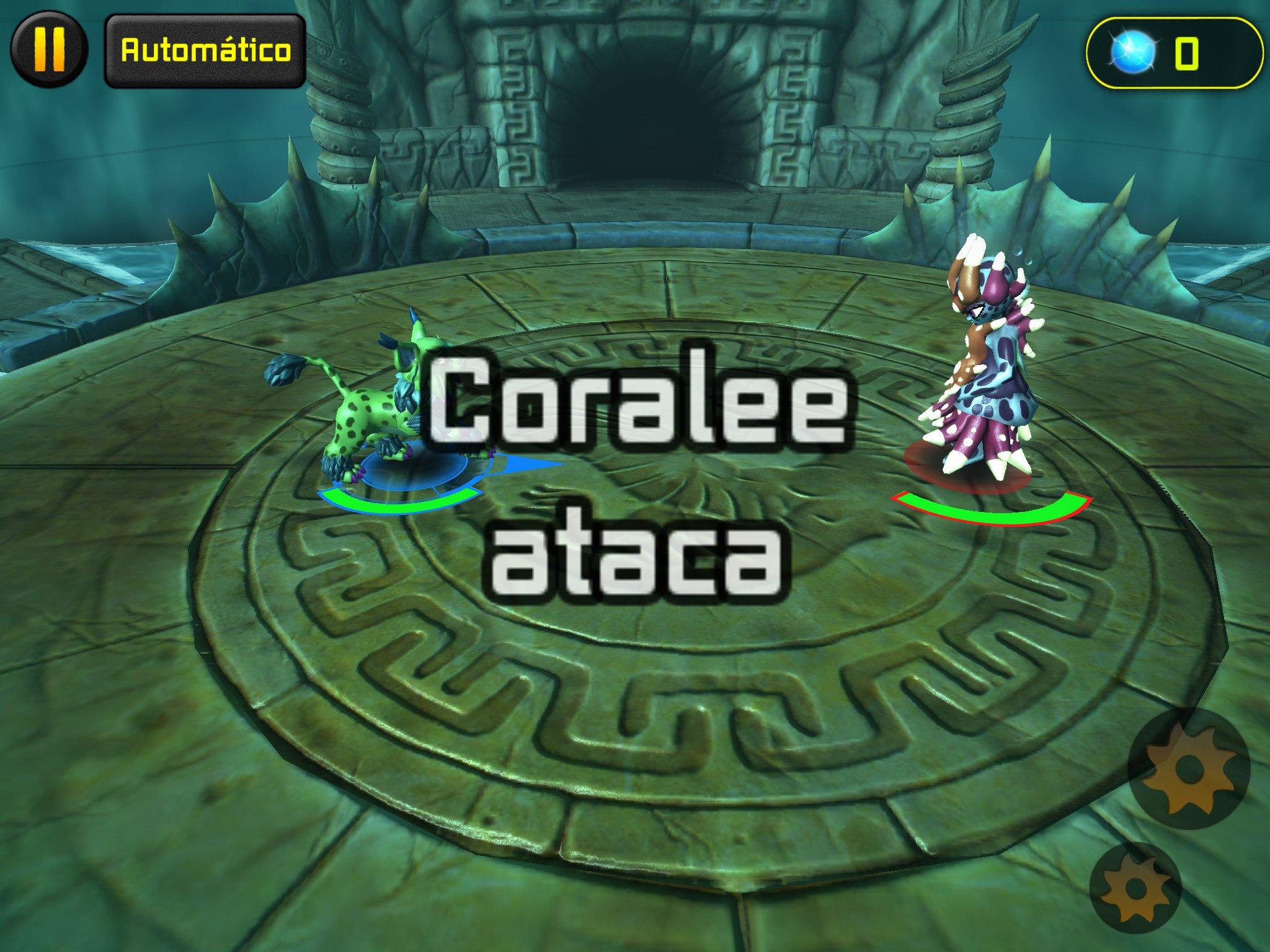 Anlisis de Invizimals Batalla de Cazadores para Android  3DJuegos
