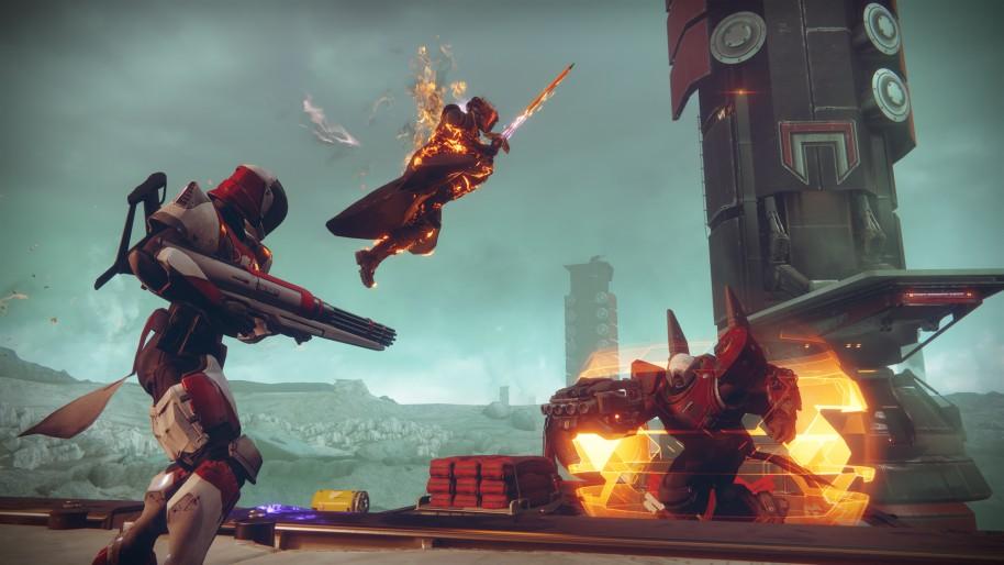 Destiny 2: Destiny 2: Destino, crisol, acción y nuevas energías