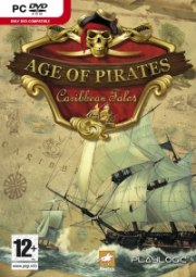 Cartula oficial de Age of Pirates: Caribbean Tales PC