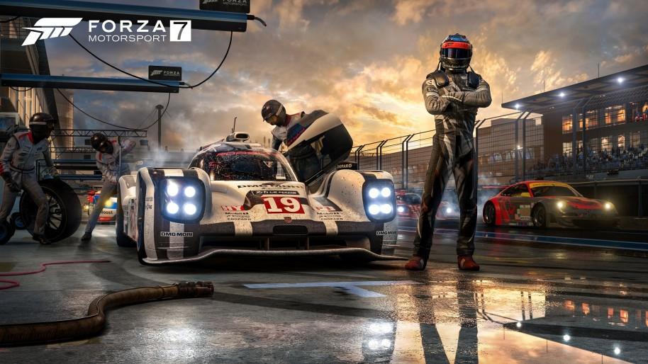 Forza 7: Simulación y velocidad a 4K