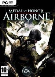 Car�tula oficial de Medal of Honor: Airborne PC