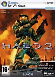 Car�tula oficial de Halo 2 PC