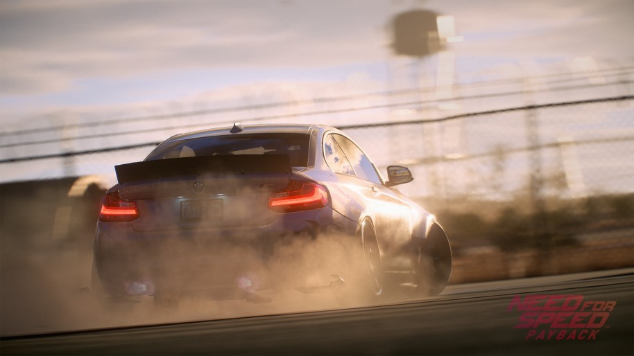 Need for Speed Payback: ¿Listo para la carrera? En Need for Speed: Payback vas a necesitar algo más que habilidad