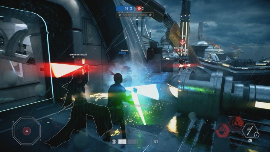 Star Wars Battlefront 2: Sables láser y naves espaciales: juzgamos el multijugador de Star Wars Battlefront 2