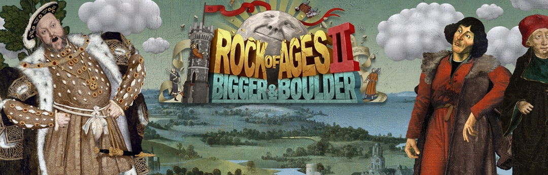 Rock of Ages II - Análisis