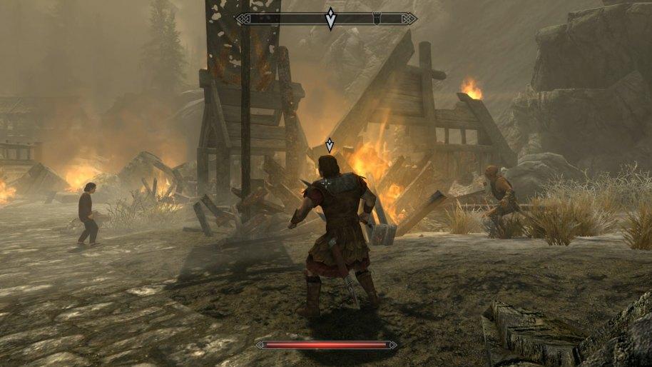 The Elder Scrolls V Skyrim - Special Edition análisis