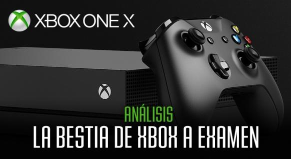 Artículo de Xbox One X