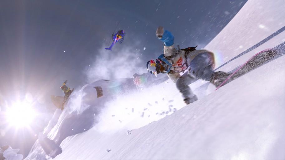 Steep: Locuras y diversión en la nieve
