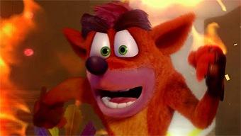 Video Crash Bandicoot: N. Sane Trilogy, Tráiler Gameplay de Lanzamiento: Better With Crashitude