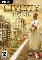 Car�tula oficial de Civcity: Roma PC