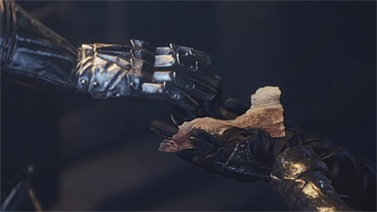 Video Dark Souls III - Ashes of Ariandel, Tráiler de Anuncio