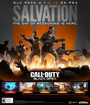 Call of Duty: Black Ops 3 - Salvation PS4
