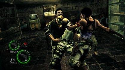 Resident Evil 5 (PlayStation 3)