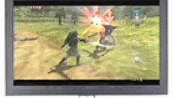 Video Zelda: Twilight Princess, Demostración