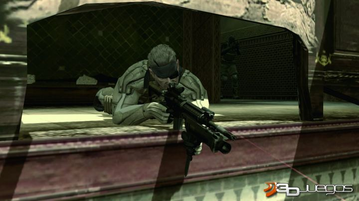 Metal Gear Solid 4 - An�lisis