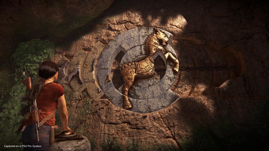 Uncharted El Legado Perdido: El Legado Perdido de Uncharted, sin Nathan Drake