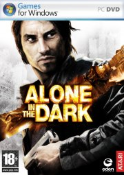 Cartula oficial de Alone in the Dark PC