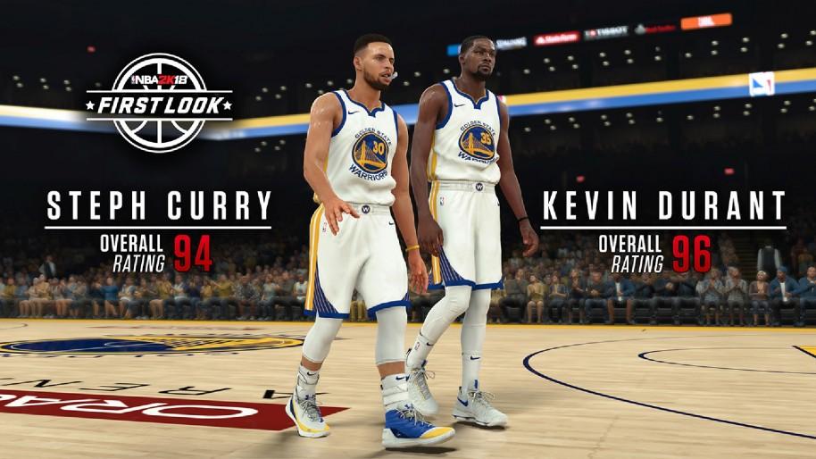 NBA 2K18: El rey del baloncesto