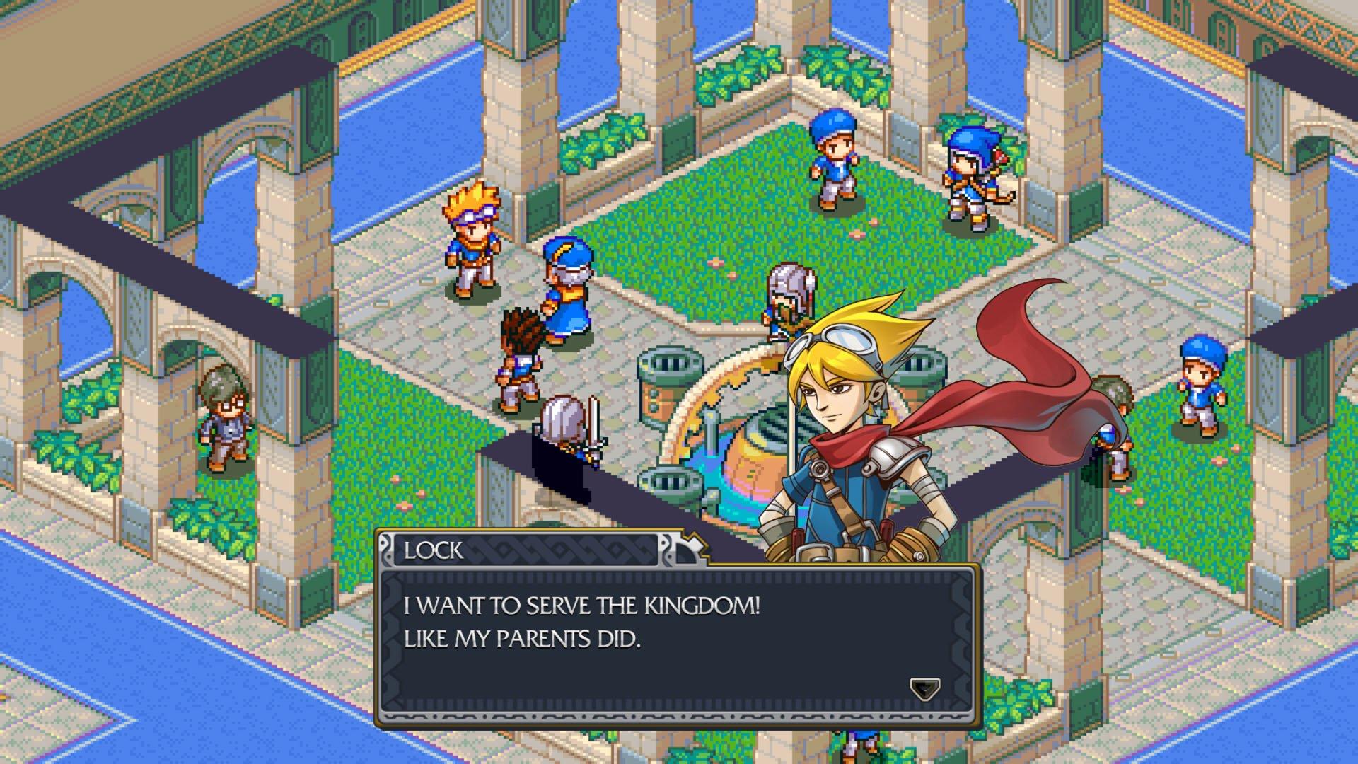 Resultado de imagen para lock's quest remastered