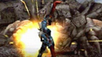 Video Monster Hunter Freedom, Trailer oficial
